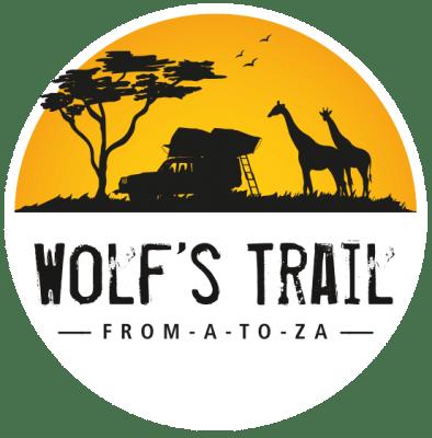 Wolf's Trail Logo